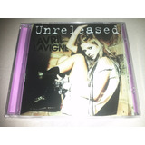Cd Avril Lavigne Unreleased   Cd De Inéditas