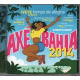 Cd Axé Bahia 2014   Jbm