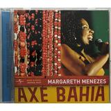 Cd Axe Bahia Margareth Menezes   A3