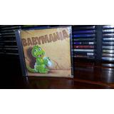Cd Babymania 1992 Raro   Perfeito