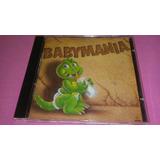 Cd Babymania Usado Original Ano 1992 Rarissimo Ler Anuncio