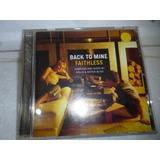 Cd Back To Mine    Faithless  2001 Uk Raro