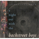 Cd Backstreet Boys   A Nigth Out Whit The