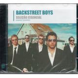 Cd Backstreet Boys   Seleção Essencial