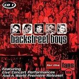 Cd Backstreet Boys For The Fans Vol 1   Importado Com Encart