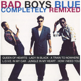 Cd Bad Boys Blue   Completely Remixed   Usado