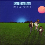 Cd Bad Boys Blue My Blue World   Alemanha