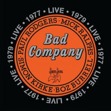 Cd Bad Company Bad Company Live In Concert 1977 & 1979