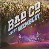 Cd Bad Company Live At Wembley   Lacrado   Frete Grátis