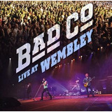 Cd Bad Company Live At Wembley