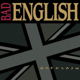 Cd Bad English Backlash Importado