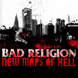 Cd Bad Religion   New Maps Of Hell