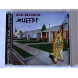 Cd Bad Religion Suffer Importado Remaster Lacrado Made In Eu
