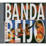 Cd Banda Beijo   Ao Vivo