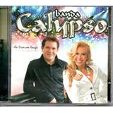 Cd Banda Calypso   Ao Vivo Em Recife