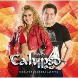 Cd Banda Calypso   O Melhor Da Banda Calypso