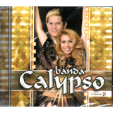 Cd Banda Calypso   Vol  8