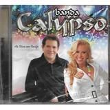Cd Banda Calypso   Vol 15   Ao Vivo Em Recife