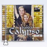 Cd Banda Calypso Calipso 8 Tchau Pra Você Chimbinha Joelma