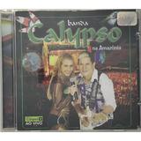Cd Banda Calypso Na Amazonio Ao Vivo   A6