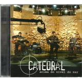 Cd Banda Catedral Ao Vivo Acima Do Nivel Do Mar