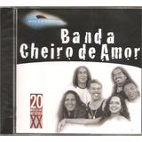 Cd Banda Cheiro De Amor   Millennium