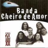 Cd Banda Cheiro De Amor Millenium Coletanea Novo Orig