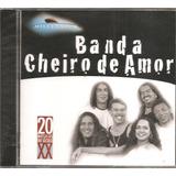 Cd Banda Cheiro De Amor Millennium  Marcia Freire Carla Vise