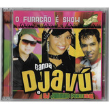 Cd Banda Djavu Vol  1 Cd Original