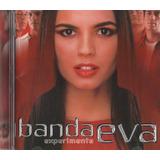 Cd Banda Eva Experimenta Emanuelle Araújo 2000 Usado