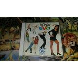 Cd Banda Eva Hora H Original Ano 1995