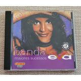 Cd Banda Eva Ivete Sangalo Sucessos Promocional Rádio Cidade