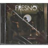 Cd Banda Fresno Redenção 2008 Universal Lacrado