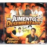 Cd Banda Jumento Desembestado Com Pedro E Thiago