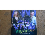 Cd Banda Magnificos Ao Vivo Em Monteiro