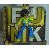 Cd Banda Negra Cor   Funk Machine Lacrado Fabrica Raro Mpb