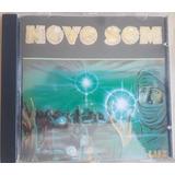 Cd Banda Novo Som   Luz   Original