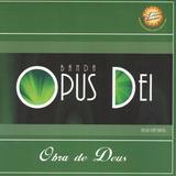 Cd Banda Opus Dei   Deixa De Bobagem   Playback Incluso