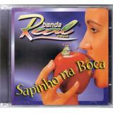 Cd Banda Real Do Paraná Sapinho Na Boca
