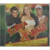 Cd Banda Tarraxinha O Novo Ritmo Da Bahia   A3