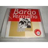 Cd Barão Vermelho   Pérolas 2000 Br Lacrado
