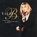 Cd Barbra Streisand Concert Live At Madison Square Garden