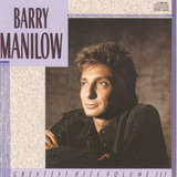 Cd Barry Manilow   Greatest Hits Vol Iii    Original Lacrado