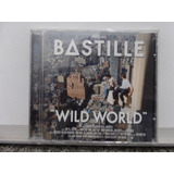 Cd Bastille Wild World Deluxe Novo Lacrado
