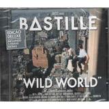 Cd Bastille Wild World Edição Deluxe 05 Faixas Bônus Lacr