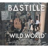 Cd Bastille Wild World Edição Deluxe 05 Faixas Bônus Lacrado