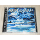 Cd Bathory   Nordland 2  sueco  Lacrado  Raro