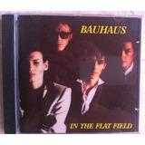 Cd Bauhaus Flat Field Live Orig Frete Grátis