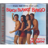 Cd Beach Blanket Bingo Ed  Limitada Les Baxter Oop Import