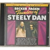Cd Beckerfagen Founders Of Steely Dan 1989 Movie Play    B7